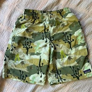 Patagonia Boys Swim Trunks